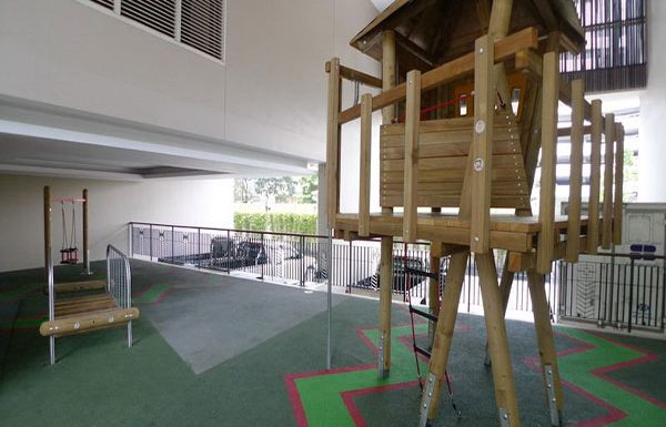 The-Address-Chidlom-condo-Bangkok-kids-playground